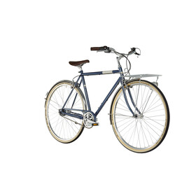 Ortler Bricktown - Bicicleta urbana hombre - azul clásico